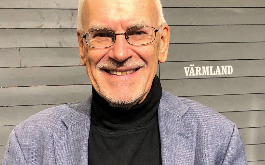 Årets Värmlandsförfattare 2018 är en mångsidig konstexpert