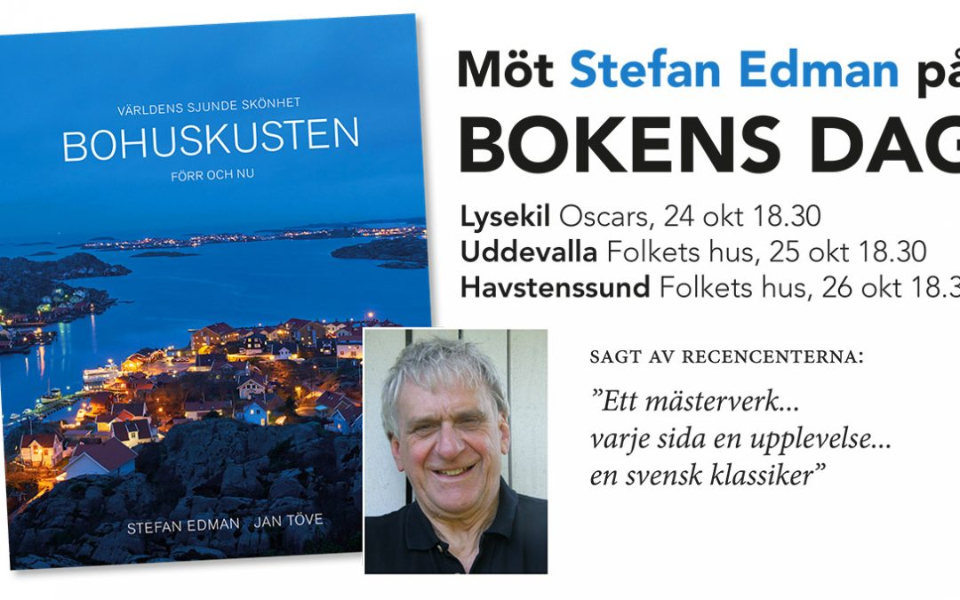 Möt Stefan Edman