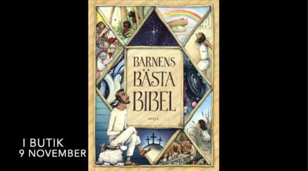 Snart är den här! Barnens Bästa Bibel