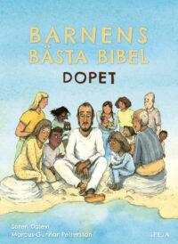 Barnens Bästa Bibel Dopet Omslag